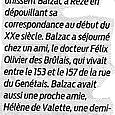 Balzac à Rezé 2