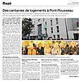 Des centaines de logements à Pont-Rousseau