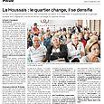 La Houssais : le quartier change, il se densifie