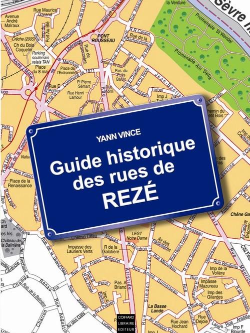 Guide historique des rues de Rezé